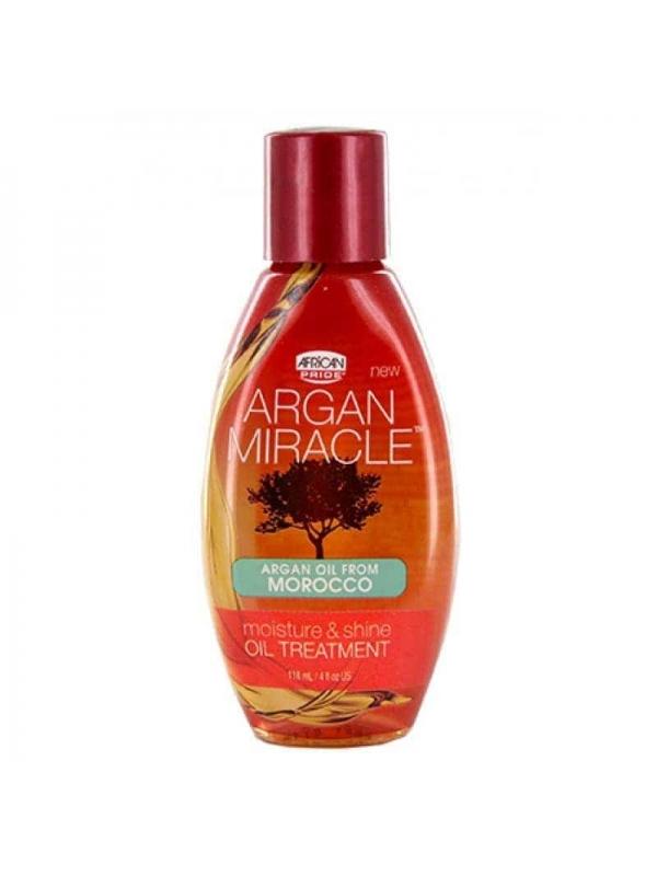 Argan Miracle Moist & Shine Oil Treatment 118 ...