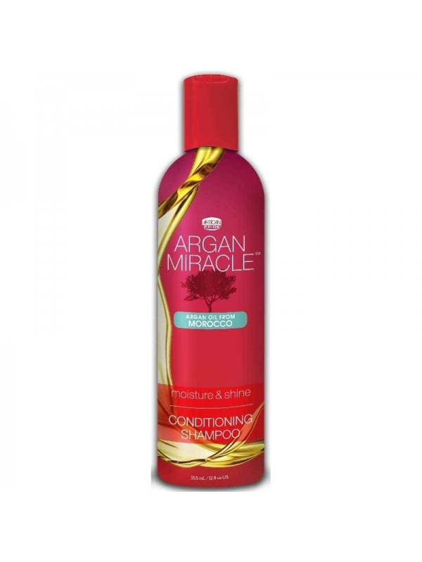 Argan Miracle Shampooing Hydratation Brillance 355...