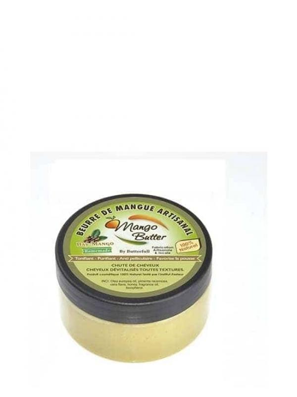 Beurre De Mangue Bay Mango Bois D'inde 100ml Mango Butter