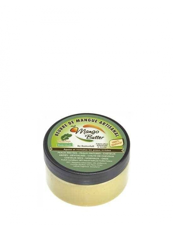Beurre De Mangue Moringa 100ml Mango Butter