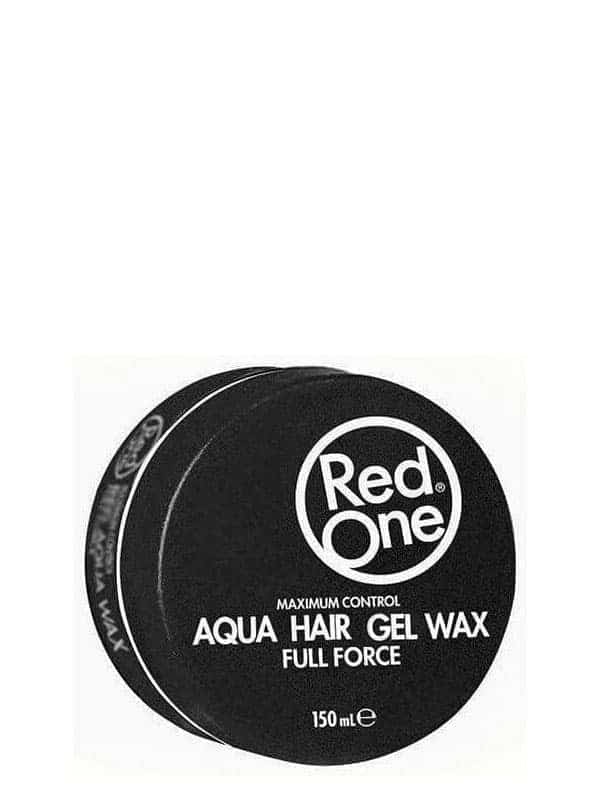 Black Aqua Hair Gel Wax Full Force 150 Ml Red One ...