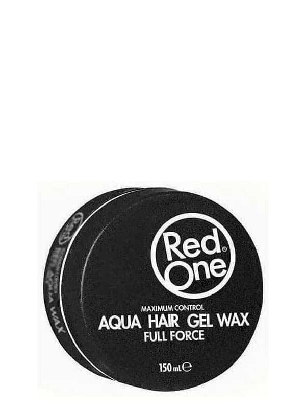 Black Aqua Hair Gel Wax Full Force 150 Ml Red One ...