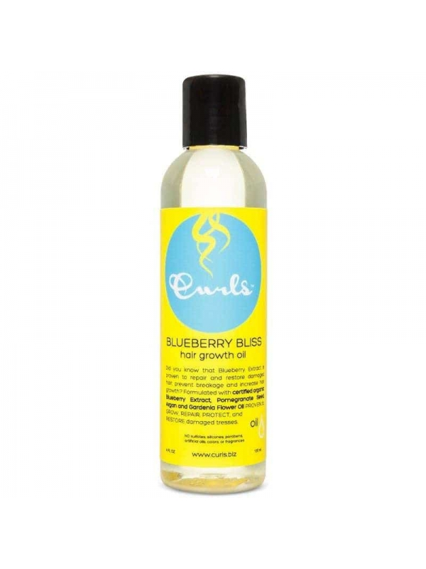 Blueberry Bliss Hair Growth Oil 120ml Curls
