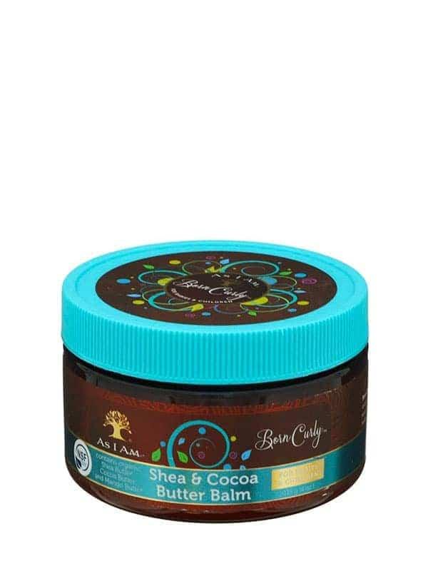 Born Curly Baume Au Beurre De Karité & Cacao1...