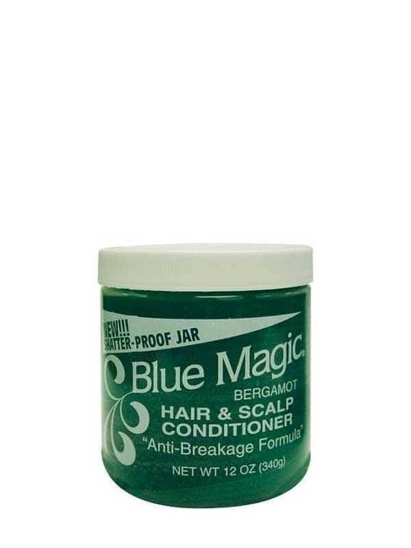 Brillantine a La Bergamote 340g Blue Magic