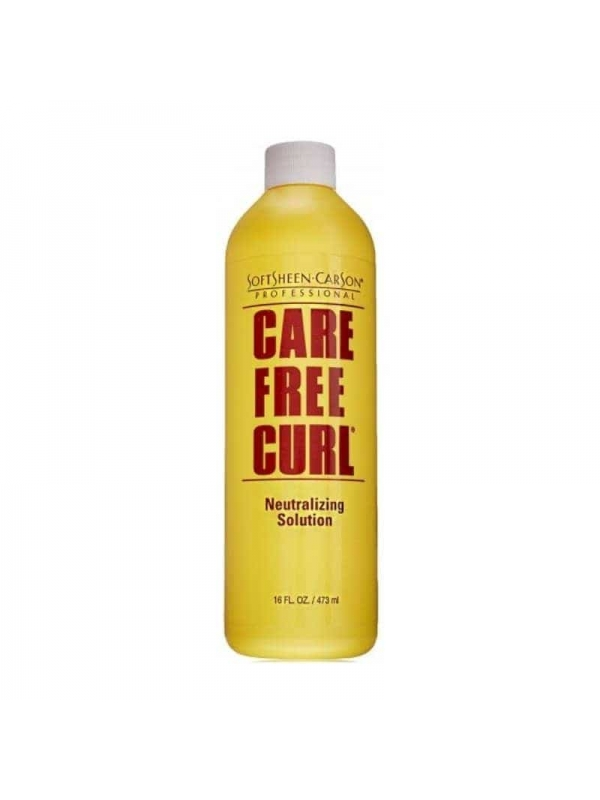 Care Free Curl Neutralizing Solution 474 Ml De Softsheen De Carson Professionnal