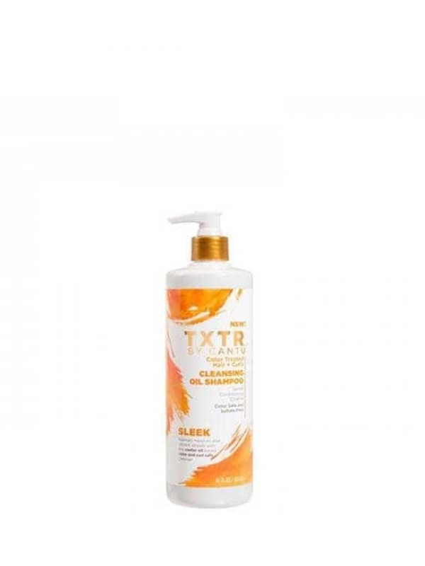 Cleansing Oil Shampoo 473 Ml Txtr by Cantu
