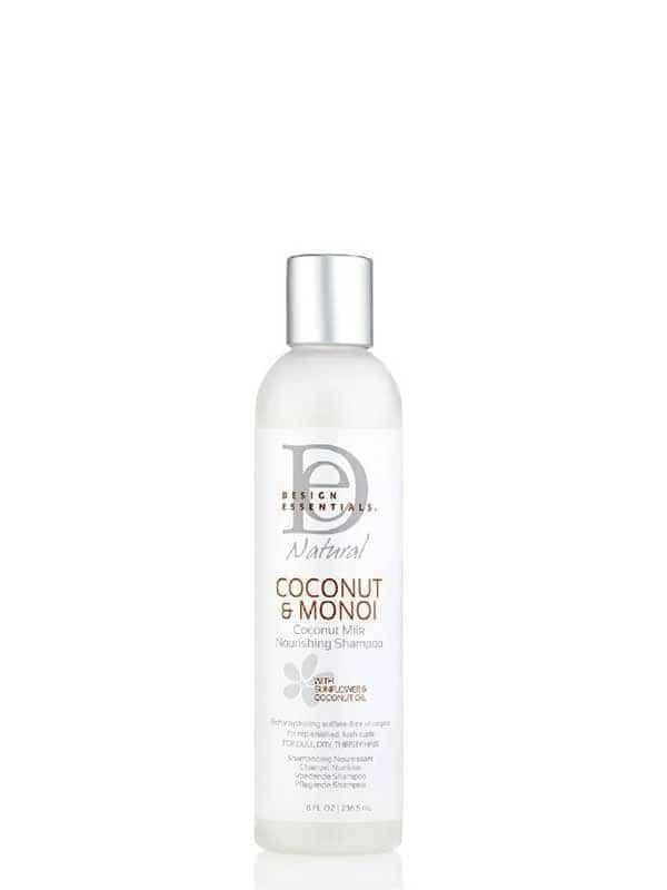Coconut & Monoï Coconut Milk Nourishing Shampoo 236,5ml Design Essentials