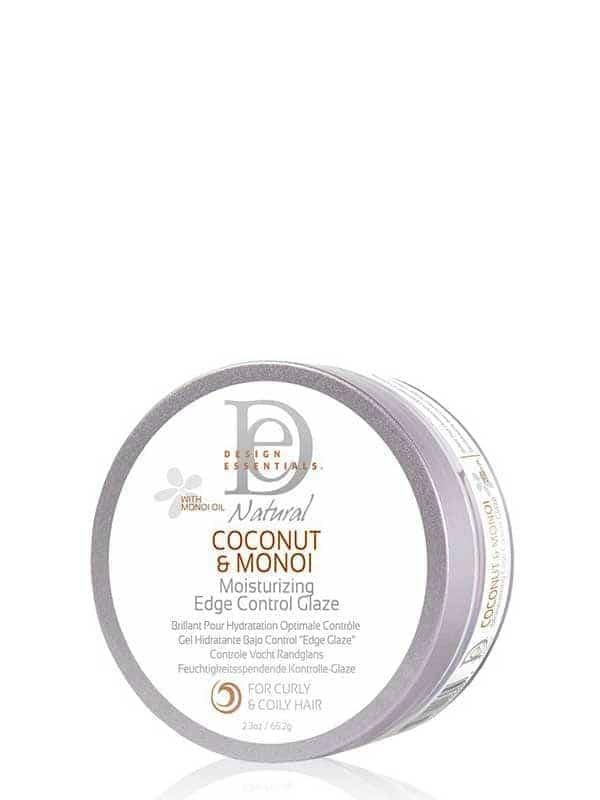 Coconut & Monoï Moisturizing Edge Control Glaze 65,2g Design Essentials