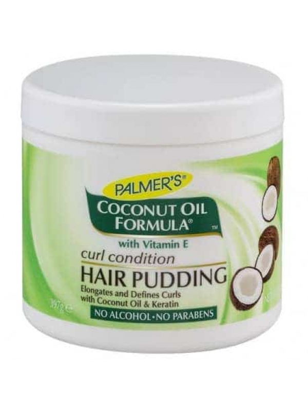 Coconut Oil Formula Curl Condition Hair Pudding 397 G Palmer's