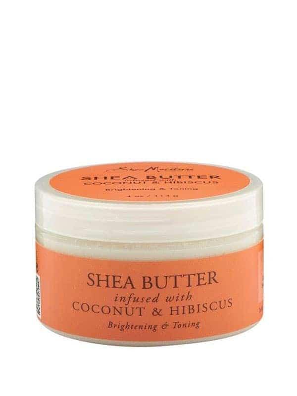 Coconut & Hibiscus Body 100% Organic Shea Butt...