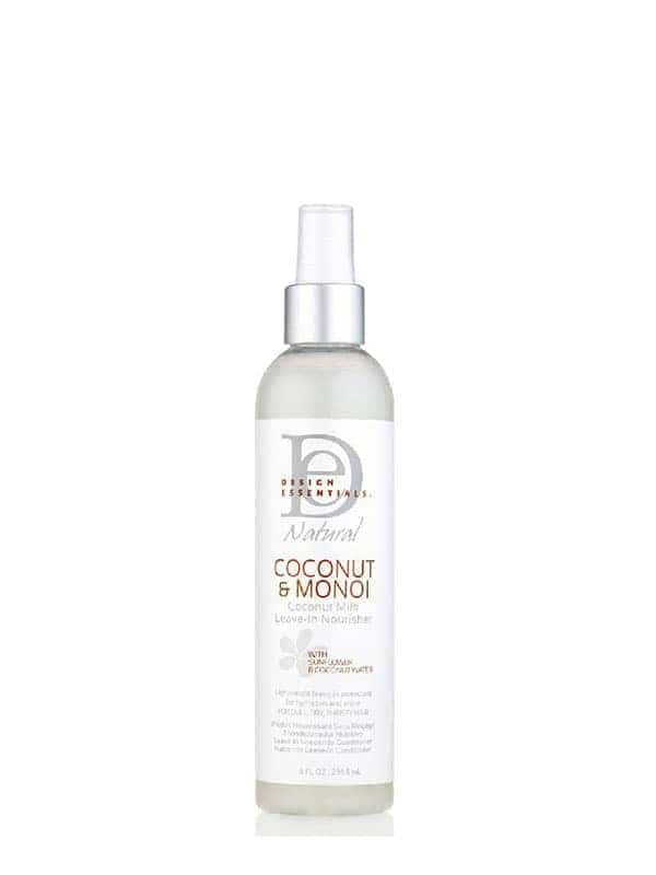 Coconut & Monoï Coconut Milk Leave-in Nourisher 236,5ml Design Essentials