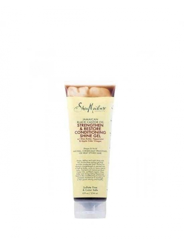 Shea Moisture Jamaican Black Castor Oil Strengthen & Restore Conditioning Shine Gel