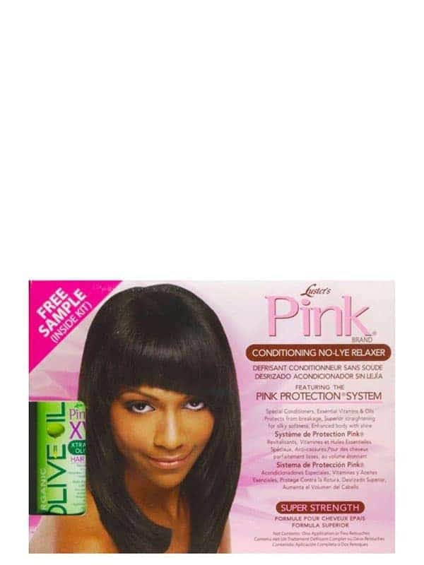 Conditioning No-lye Relaxer Super Pink by Luster's