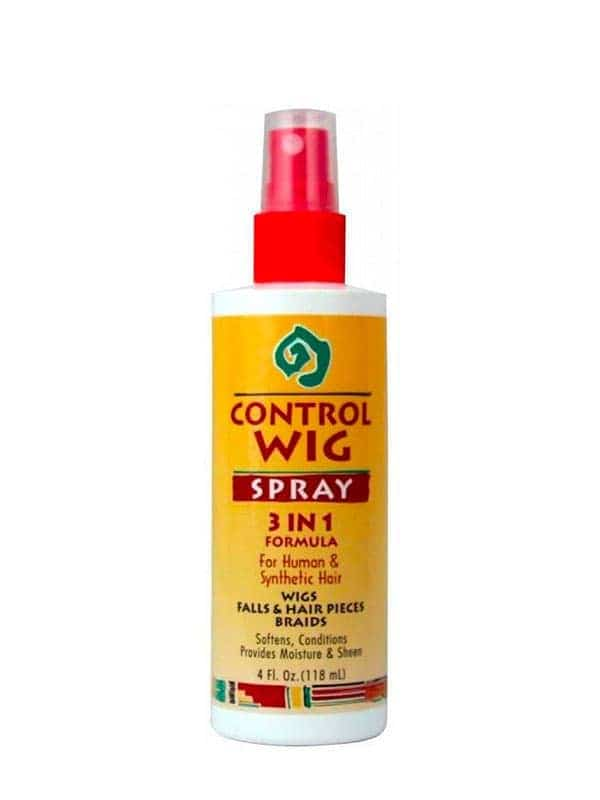 Control Wig Spray Pour Perruques & Extensions 355ml African Essence