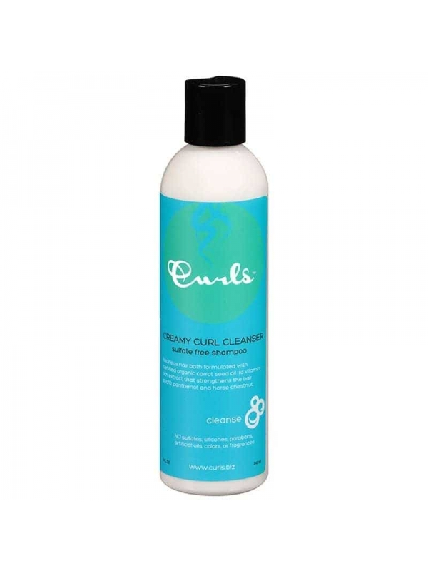 Creamy Curl Cleanser 240ml Curls