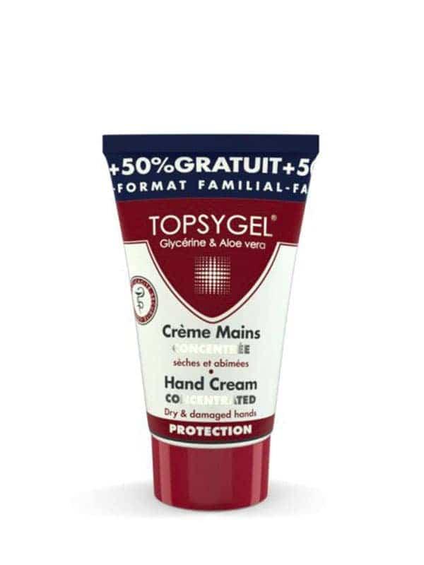 Crème Mains Hydratante 75ml Topsygel