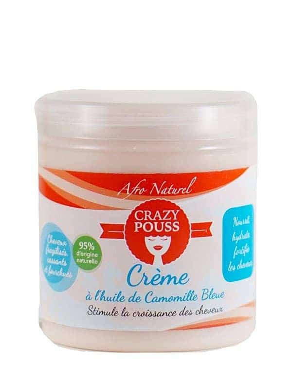 Crème À L'huile De Camomille Bleue Crazy Pouss 2...