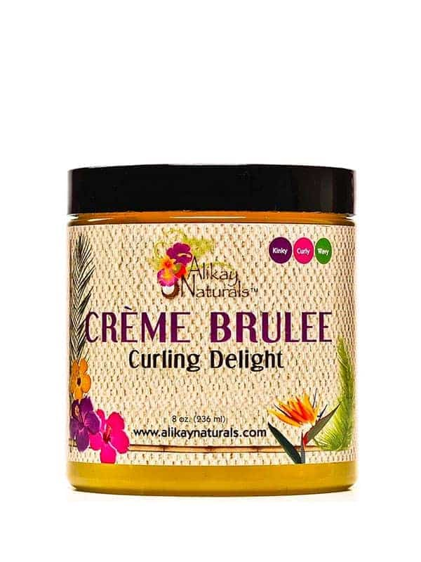 Creme Brulee Curling Delight 236ml Alikay Naturals