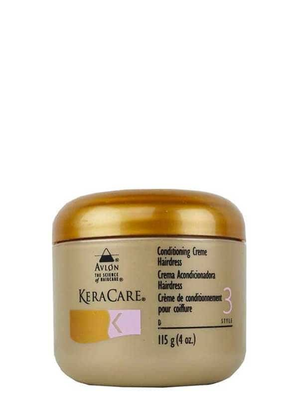 Crème Conditionnement Pour La Coiffure 115ml Keracare