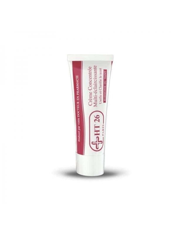 Crème Multi Éclaircissante 50ml Ht26