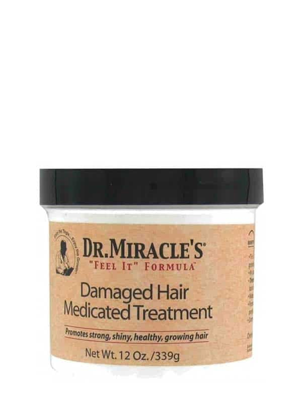 Damaged Hair Medicated Treatment 339g Dr.miracle's