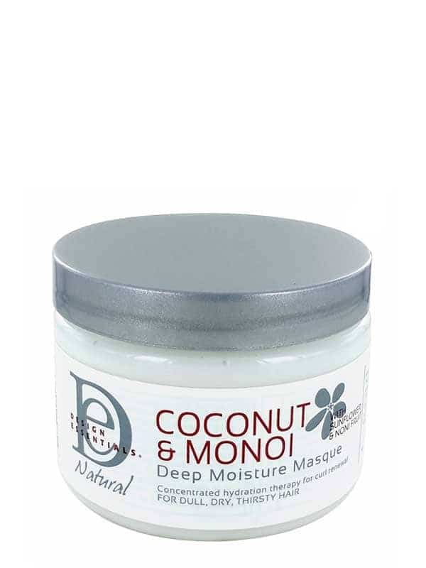 Deep Moisture Masque Design Essentials Coconut & Monoï