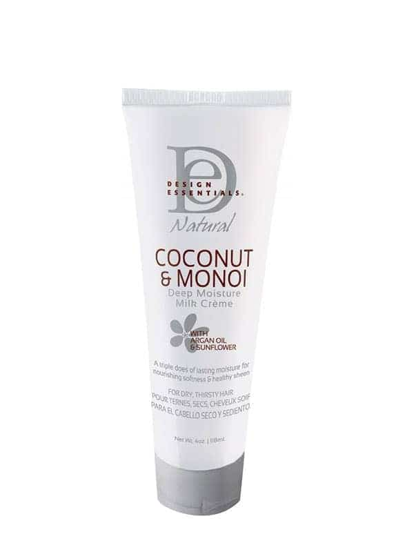 Deep Moisture Milk Cream Natural Coconut & Mon...