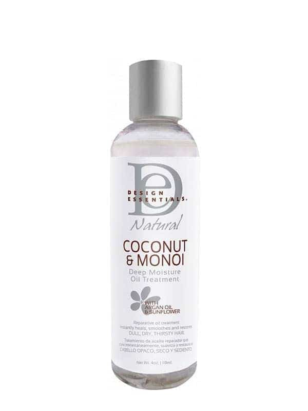 Deep Moisture Oil Treatment 118 Ml Natural Coconut...