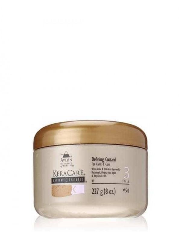 Defining Custard 227ml Keracare Natural Textures