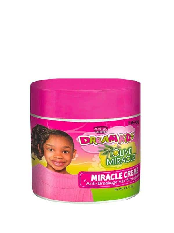 Dreamkids Olive Miracle Cream 175ml African Pride
