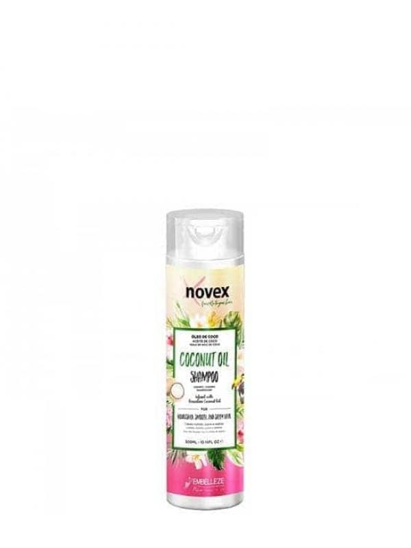Embelleze Coconut Oil Shampoo 300ml Novex