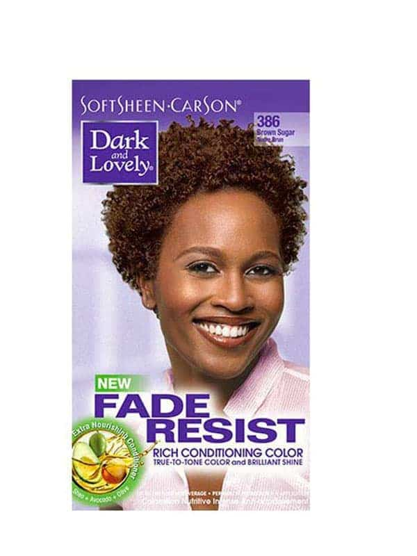 Fade Resist Brown Sugar Rich Conditioning Color Su...