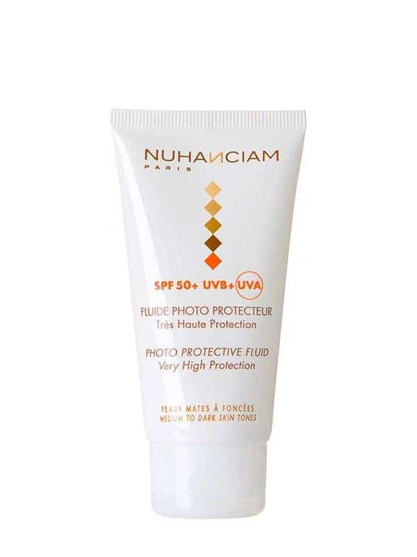 Fluide Photo Protecteur Spf 50+uvb+uva Nuhanciam 5...