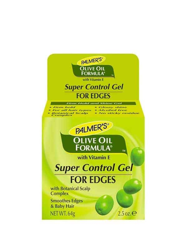 Formula Super Control Edge Hold Hair Gel With Vita...