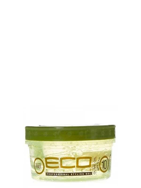 Gel Coiffant À Base D'huile D'olive 235 Ml (8oz) ...