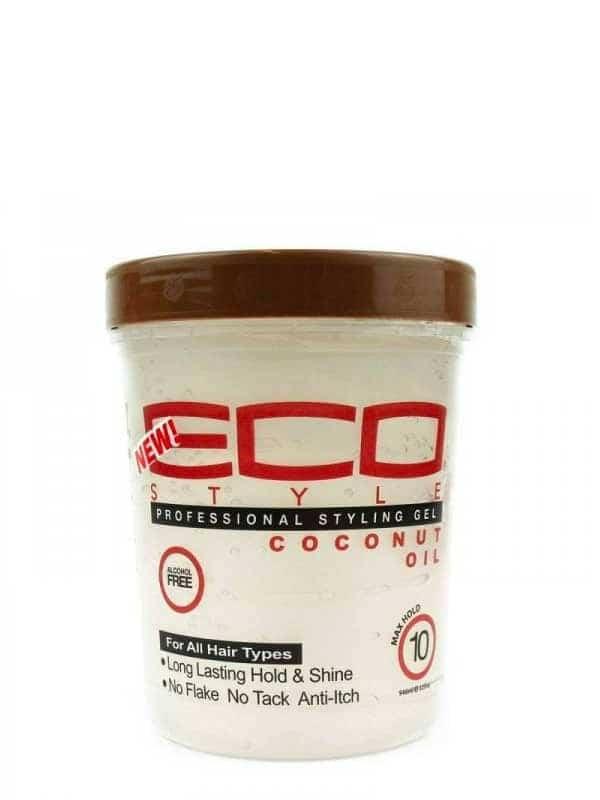 Gel Coiffant À L'huile De Coco 946ml Eco Styler