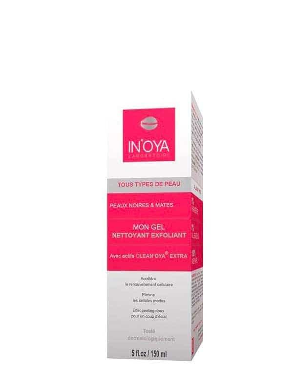 Gel Nettoyant Exfoliant 150ml
