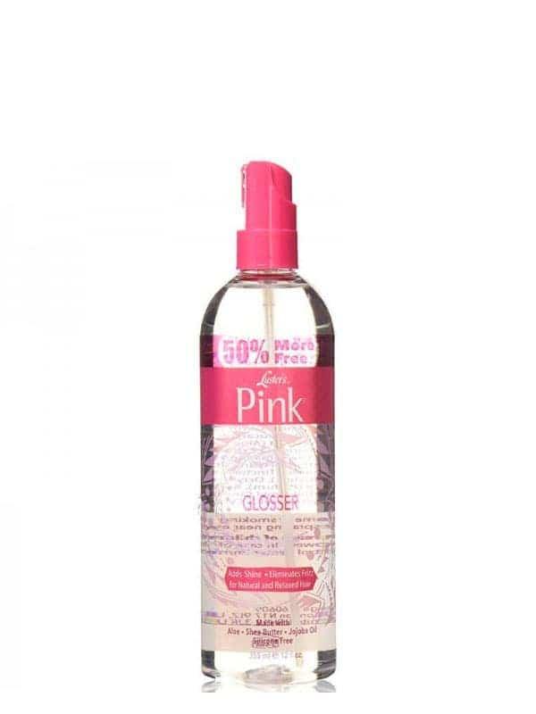 Glosser 355ml Luster's Pink