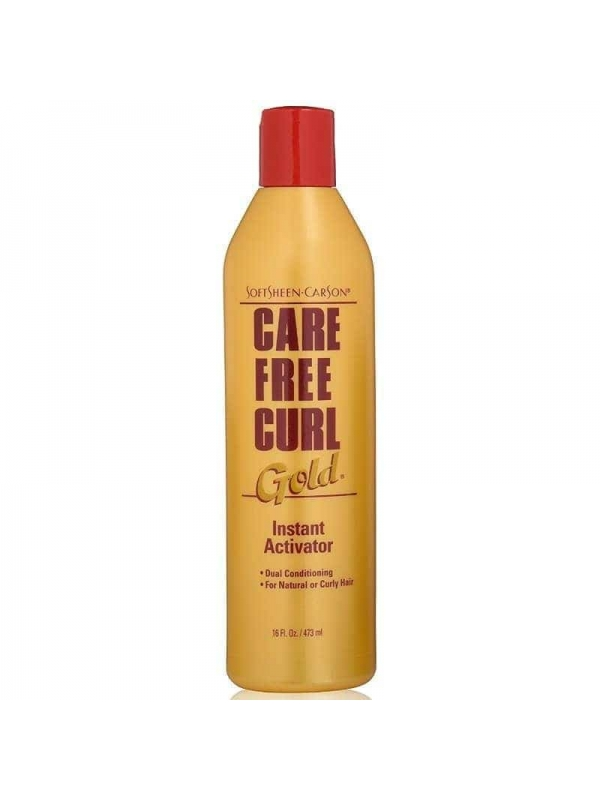 Gold Instant Activator 473ml Care Free Curl by Sof...