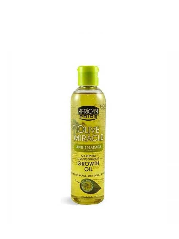Huile Croissance African Pride Olive Miracle