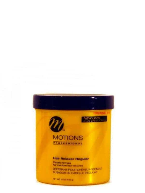Hair Relaxer Regular 425g Motions