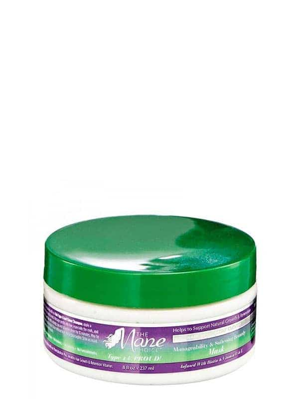 Hair Type 4 Leaf Clover Mask 237ml the Mane Choice