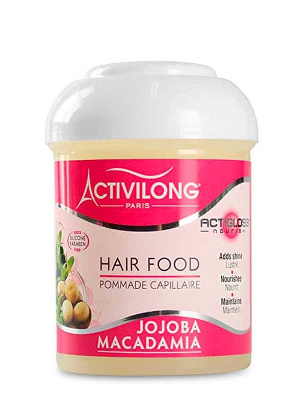Hairfood Actigloss Nourish 125ml