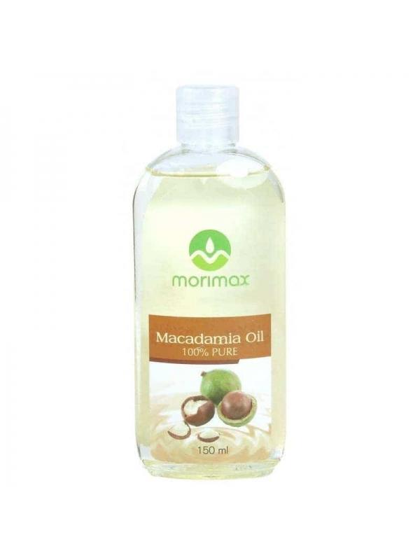 Huile 100% Pure De Noix De Macadamia 150ml Morimax