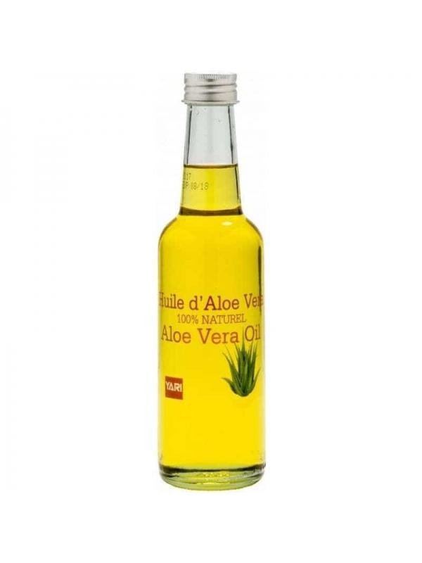 Huile Aloe Verra 100% Pure 250 Ml Yari
