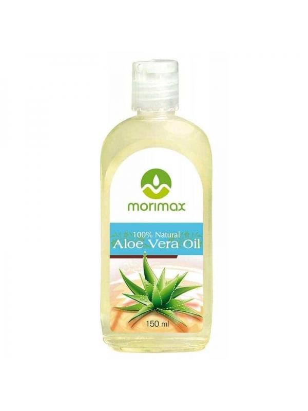 Huile D'aloe Vera 100% Pure 150ml Morimax