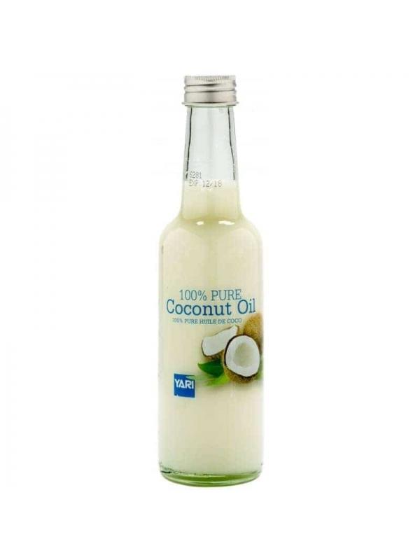 Huile De Coco 100% Pure 250 Ml Yari
