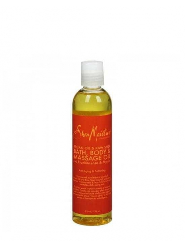 Huile De Massage Et Pour Le Bain Argan Oil and Raw...