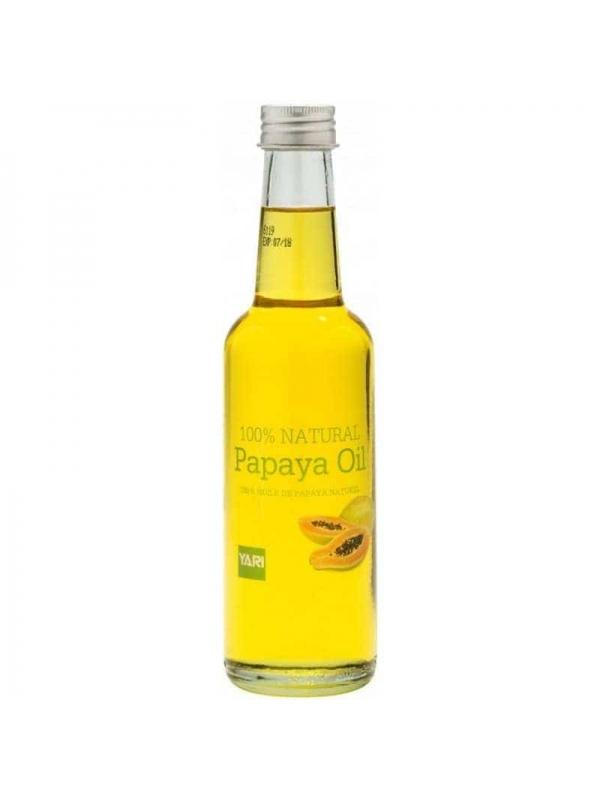 Huile De Papaye 100% Naturelle 250ml Yari